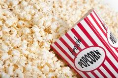 попкорн мешка Стоковая Фотография RF