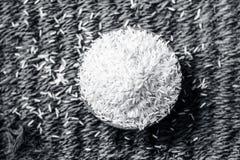 Популярный Basmati рис Стоковая Фотография