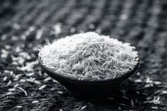 Популярный Basmati рис Стоковые Изображения RF