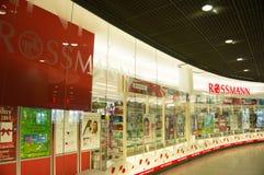 Магазин снадобья стоковое изображение rf