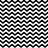 Популярная винтажная картина шеврона зигзага Стоковые Фотографии RF