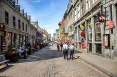 Популярная улица St Paul Стоковое Изображение RF