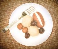 Популярные бангладешские Sweetmeats стоковое изображение rf