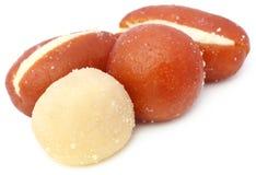 Популярные бангладешские Sweetmeats стоковые фото