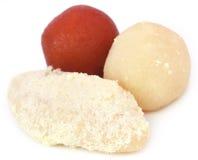 Популярные бангладешские Sweetmeats стоковые изображения