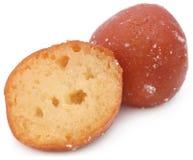 Популярные бангладешские Sweetmeats Pantua стоковое изображение rf