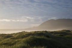 поплавайте вдоль побережья Орегон Стоковые Изображения RF