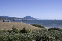 поплавайте вдоль побережья Орегон Стоковое Изображение RF