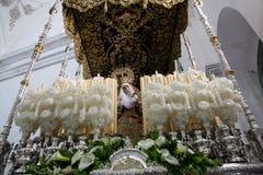Поплавки девственницы Стоковая Фотография RF