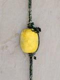 Поплавок и веревочка Стоковое Изображение