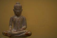Поражение Будды дьявол стоковые изображения rf