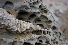 Пористые камни Стоковая Фотография