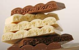 Пористый шоколад стоковое фото