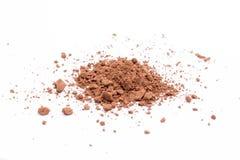 Порошок какао стоковая фотография