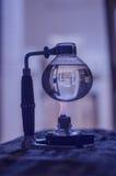 Порошок кофе в фильтре Стоковое Изображение RF