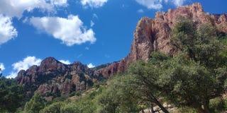 Портальные горы Аризоны стоковая фотография