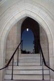 портал собора Стоковое Изображение RF