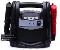Портативные блок батарей и соединительные кабели Стоковая Фотография RF