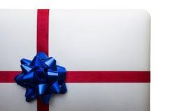 Портативный компьютер для подарка Стоковые Изображения