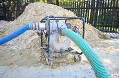 Портативный прибор водяной помпы Стоковые Изображения