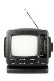 Портативный TV стоковое изображение rf