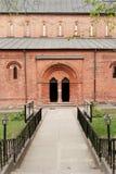 Портал церков Стоковое Изображение RF