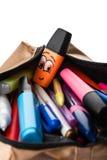 Портмоне ручки Стоковая Фотография