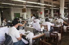 Портняжничать мастерскую в Кубе Стоковые Фотографии RF