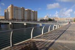 Портовый район Сан-Хуана Стоковая Фотография