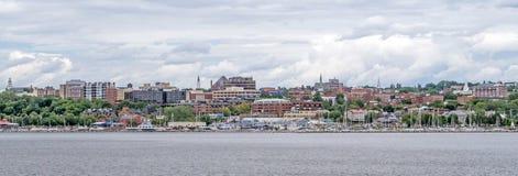 Портовый район Burlington Стоковая Фотография