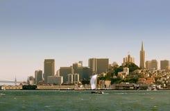 портовый район francisco san Стоковая Фотография