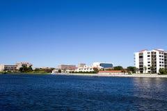 Портовый район Pensacola Стоковое фото RF