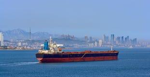Портовый район Qingdao стоковые фото