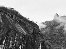 Портреты Бразилии Горы Стоковое Изображение