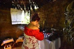 Портреты веры Umbanda, Бразилия Стоковая Фотография RF