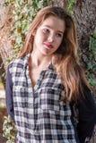 Портреты в солнце 13 Стоковое Фото