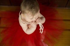 Портреты девушки дня рождения Стоковое Фото