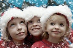 портреты рождества Стоковая Фотография RF