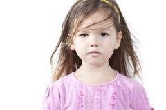 Портрет азиатской девушки Стоковая Фотография