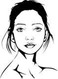 Портрет артиста балета Стоковые Фото