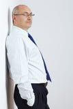 портрет бизнесмена возмужалый Стоковое Фото