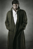 Портрет вампира Стоковая Фотография RF