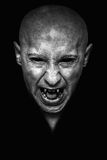 Портрет вампира Стоковое Изображение