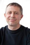 Портрет взрослого человека Стоковое Изображение RF