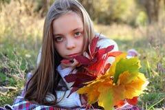 портрет волос девушки длинний стоковые фотографии rf