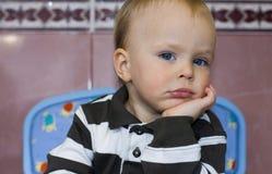 Портрет двухлетнего ребенк Стоковое Фото