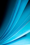 портрет голубой бумаги предпосылки Стоковое фото RF