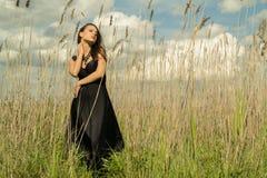 Портрет городской девушки Стоковые Фотографии RF