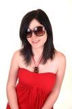 портрет девушки крупного плана стоковая фотография rf