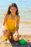 портрет девушки потехи стоковая фотография rf
